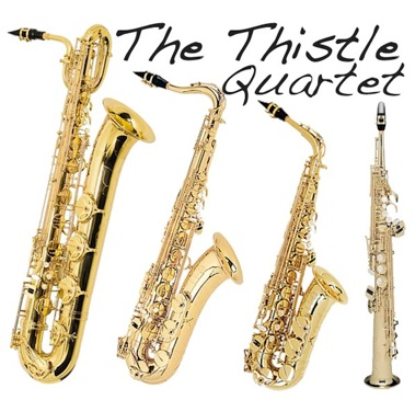 Palladian saxophone quartet